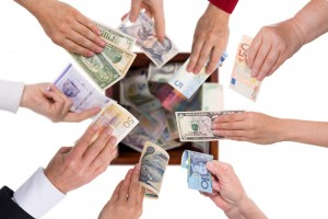 Crowdfunding - shutterstock_188940020